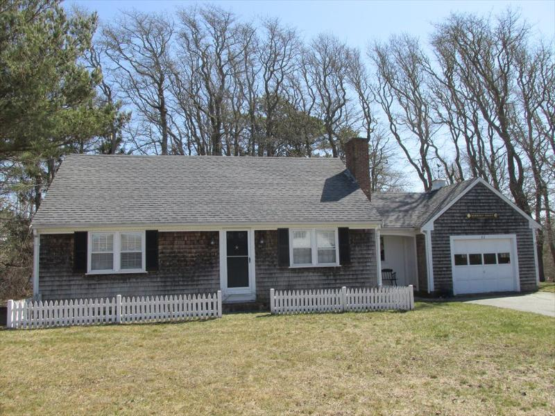 Front of home - Chatham Vacation Rental (106278) - Chatham - rentals