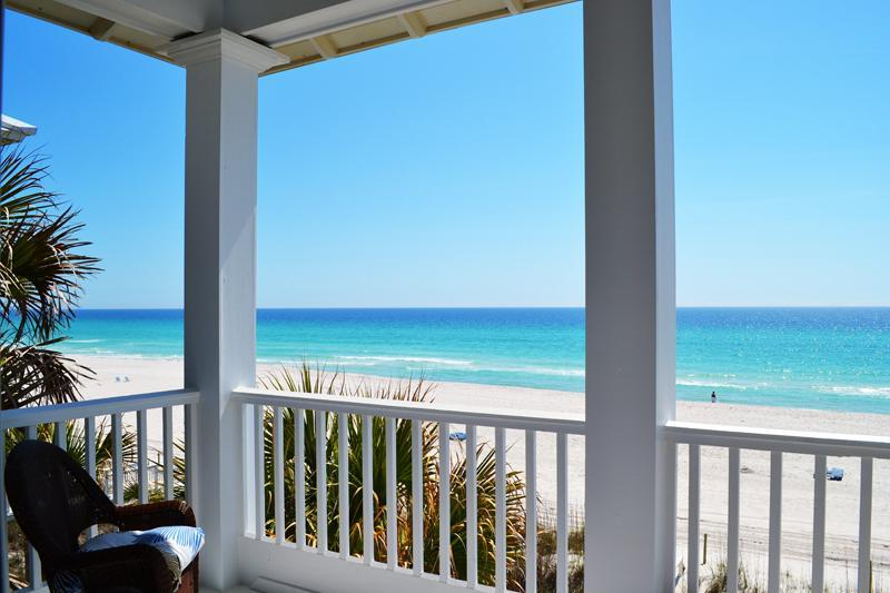 Breathtaking views from every angle! - DoodleBug Cottage/Gulf Front/Wifi/Carillon Beach - Carillon Beach - rentals