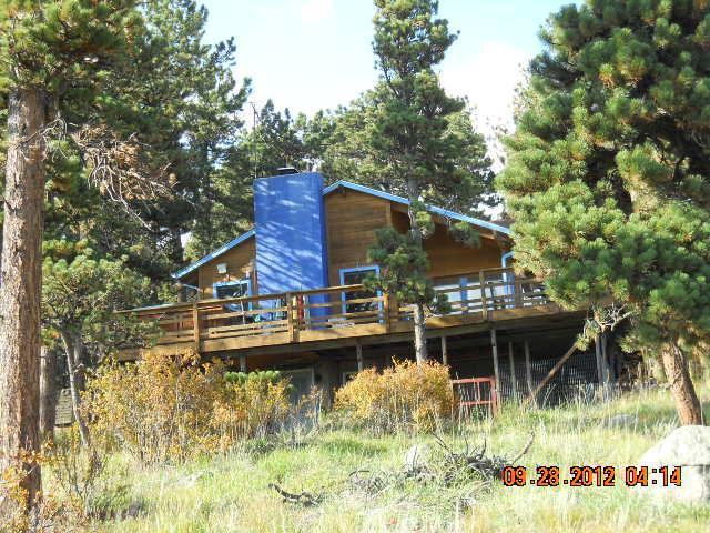 The House - Beautiful Mountain Home Bordering National Forest - Boulder - rentals