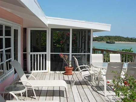 Sandy Cove Deck - Sandy Cove From $1,900 / week - Abaco - rentals