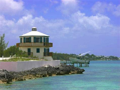 Shallow Swimming/Snorkeling Area - 'deLight House From $1,200 / week - Abaco - rentals