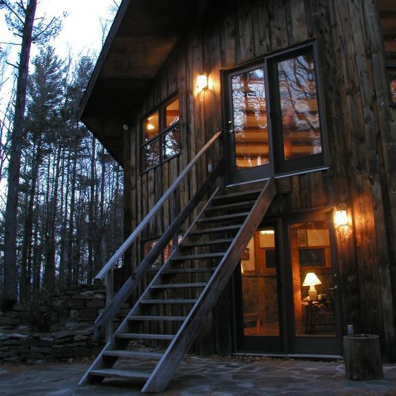 Unique mountain retreat; 40 secluded/wooded acres. - Image 1 - Accord - rentals