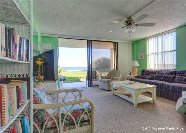 From the moment you arrive, you'll be in love - Sand Dollar I 108 BeachFront 3 Bedroom with Pool, St Augustine - Saint Augustine - rentals