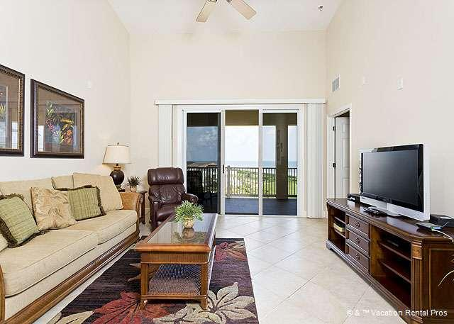 Cinnamon Beach 363 comfortably houses eight people - 363 Cinnamon Beach, Top Floor, Penthouse, Palm Coast FL - Palm Coast - rentals