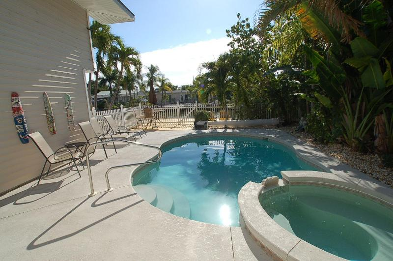 Relax In Private Pool and Spa - Widgeon Cottage Relax In Your Private Pool and Spa - Fort Myers Beach - rentals