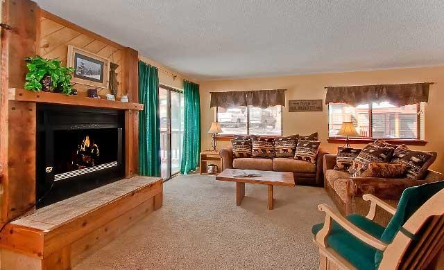 1 Bedroom, 2 Bathroom House in Breckenridge  (13A1) - Image 1 - Breckenridge - rentals