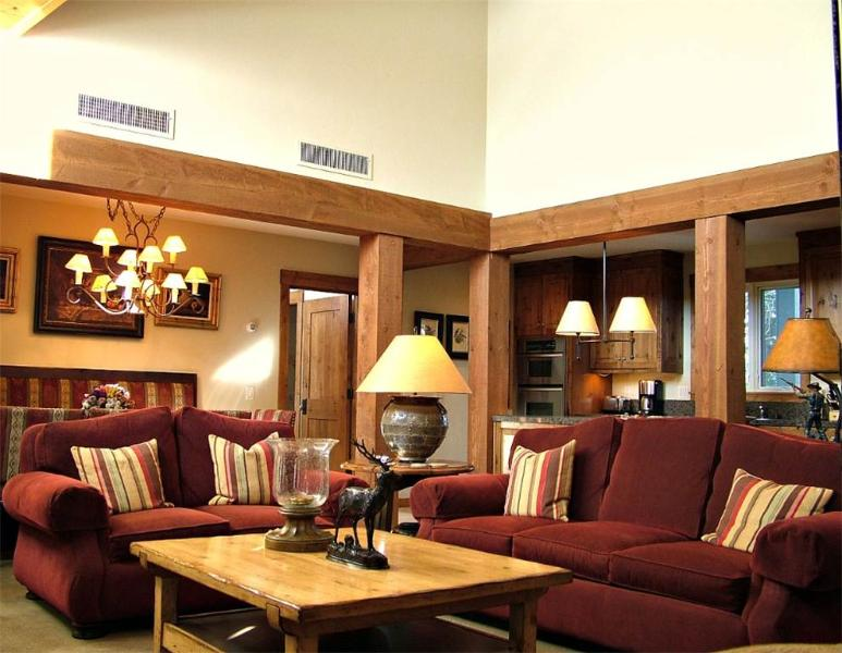 Granite Canyon Lodge 2 - Image 1 - Wilson - rentals