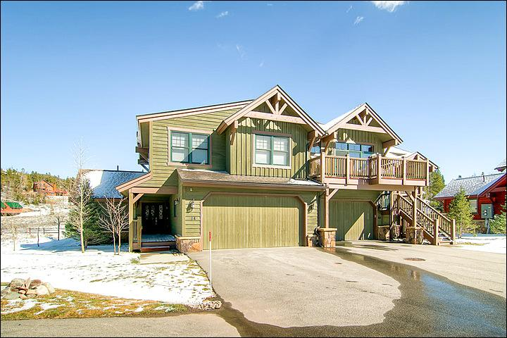 The Largest Townhouse in the Highland Greens - Luxury Town Home - Near Jack Nicklaus Golf Course & Nordic Center (13225) - Breckenridge - rentals