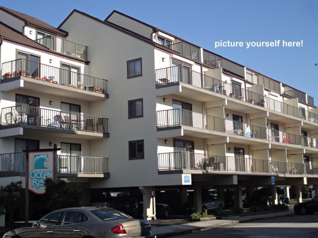 PICTURE YOURSELF HERE at Ocean Rise Condo - 2 LVL, 3 BR Condo w/ Pool. 1 Block to Ocean Beach! - Ocean City - rentals