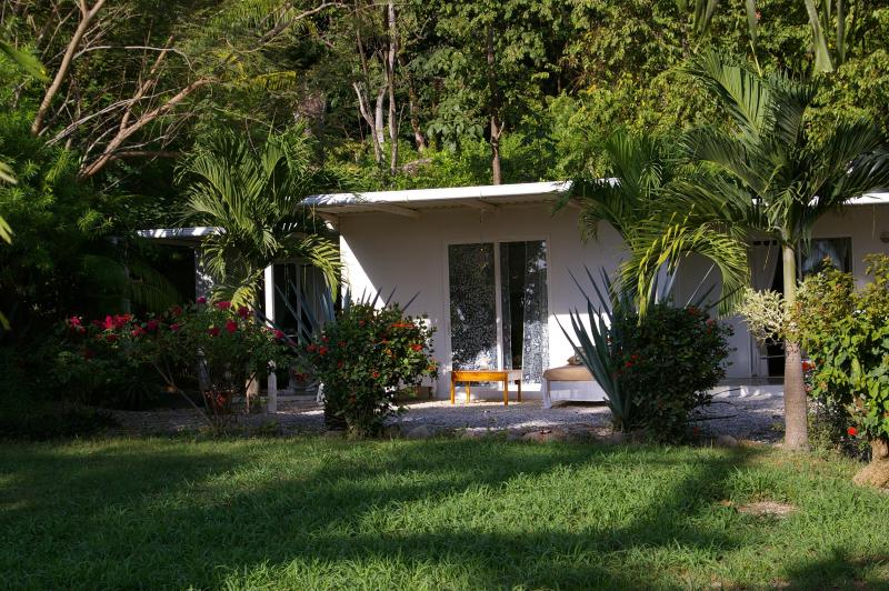 Villa outside - vacation home rental at The Place - Mal Pais - rentals