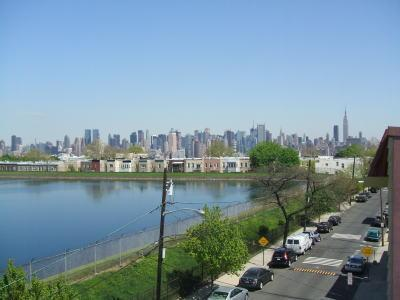 Manhattan and water view - Fully Furnished 2BR - City/Water View; Zen Garden - Union City - rentals