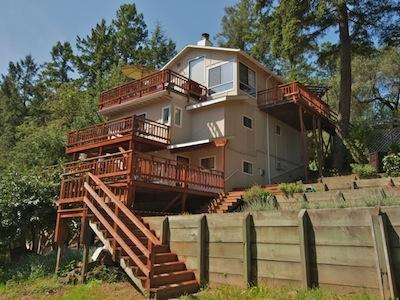 Hummingbird House, Large Private Home in Wine Country, CA - Hummingbird House - Forestville - rentals