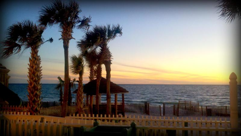 Beach is just 100 yards away from our front gates!! - Great PCB Condo-close to Pier Park & F Brown Park - Panama City Beach - rentals