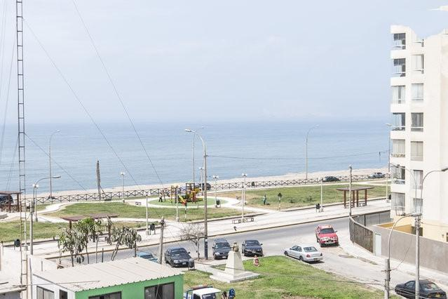 Apart. w/Sea View nearby Malls (10min Airport) - Image 1 - Lima - rentals