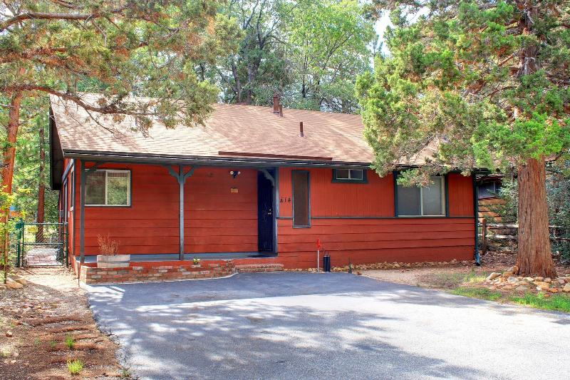 HD cabin, Pet-friendly, WiFi, 5 mi- Big Bear Lake - Image 1 - Sugarloaf - rentals
