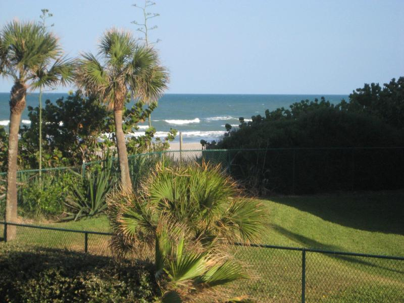 View From Private Balcony - Paradise in Cocoa Beach**2 BR, 2 Bath Ocean View - Cocoa Beach - rentals