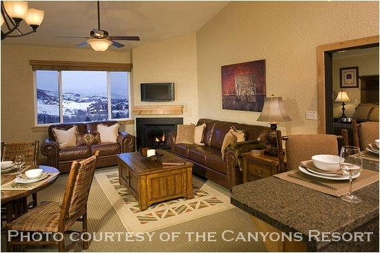 Silverado 2 Bedroom: Stay in the Much-Acclaimed Canyons Ski Resort—200 Yards from the Lift - Image 1 - Park City - rentals