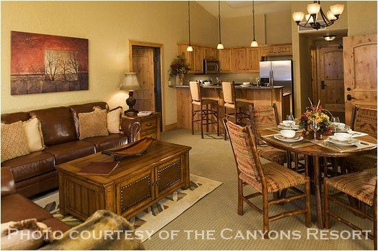 Silverado 3 Bedroom: Bring the Whole Family—Our Three-Bedroom Suite Sleeps Eight! - Image 1 - Park City - rentals