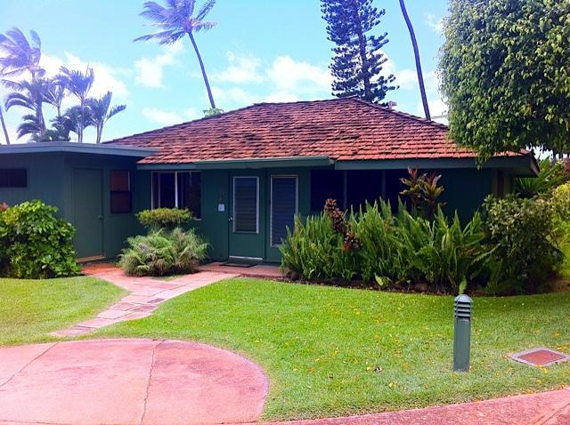 entrance to bungalow - 3 BD Cottage ICC #15 Across from Ocean @ Kaanapali - Lahaina - rentals