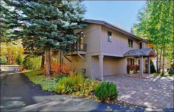 Quiet and Secluded Neighborhood - A Creekside Paradise - Richly Appointed Mountain Home (1072) - Ketchum - rentals