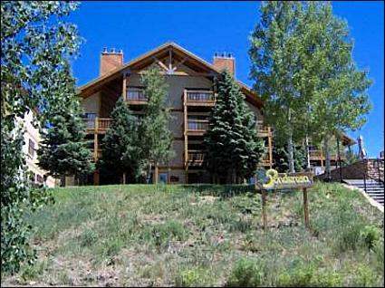 Elevated Location - Completely Remodeled Condominium - Multiple Levels of Cozy Accommodations (1018) - Crested Butte - rentals