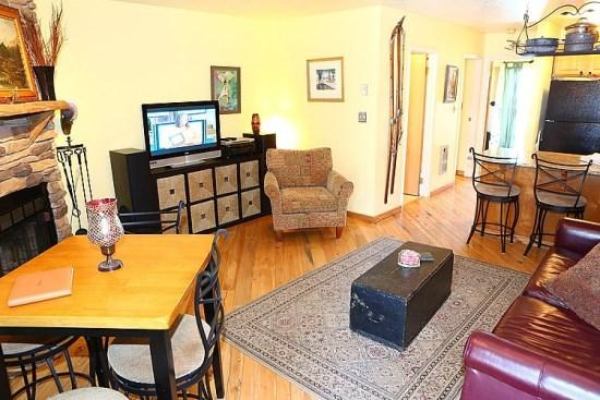 Eclectic Mountian Condo Minutes From Snowbasin And Powder Mountain - Image 1 - Eden - rentals