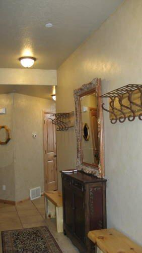 Entrance way with plenty coat hooks - Great Ski Home Minutes From Snowbasin And Powder Mountain - Eden - rentals