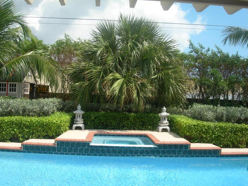 Private Salt Water Pool/Spa - Tropical Paradise Luxury Home Salt Water Pool - West Palm Beach - rentals