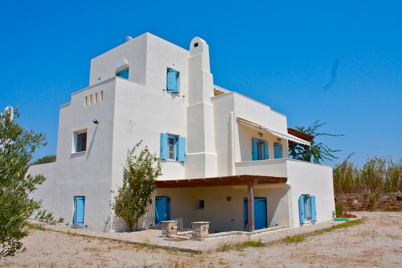 Seaside Villa , at Plaka beach, Naxos Island - Image 1 - Naxos - rentals