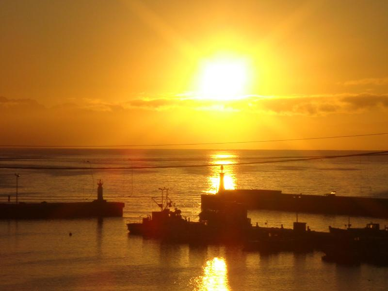 Sunrise over Kalk Bay Harbour - Braemar Villa - Kalk Bay - rentals