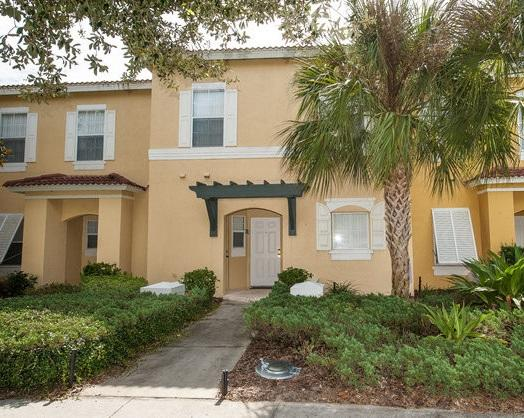 EMERALD ISLAND -(2727SK) 3BR 2.5BA Townhome in gated Resort, close Disney - Image 1 - Kissimmee - rentals