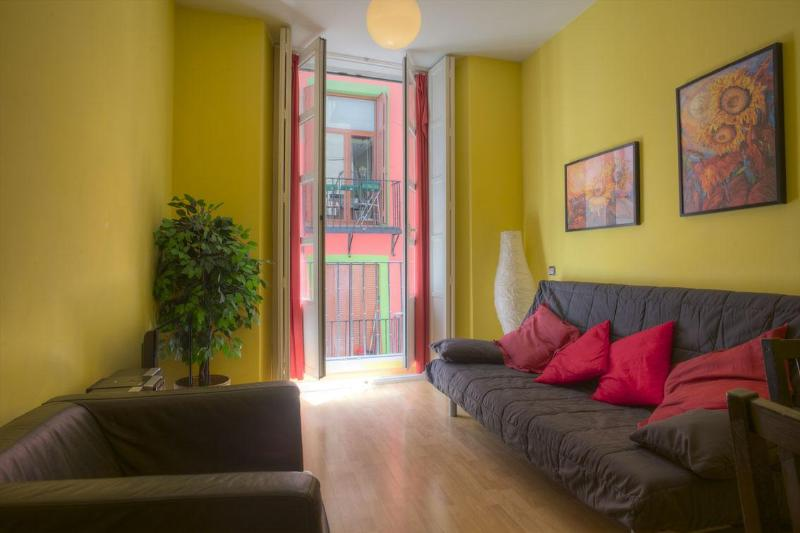 HISTORIC LOCATION! Next to SOL..Wi-Fi A/C Balcony - Image 1 - Madrid - rentals