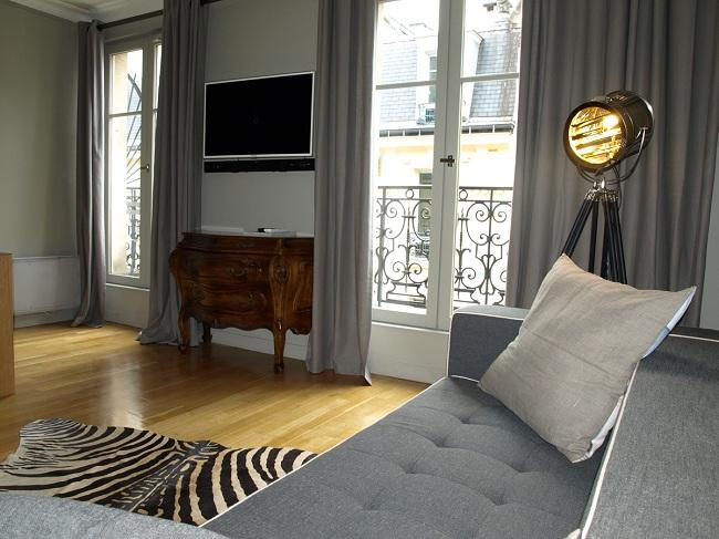17th Arrondissement - 2 Bedroom (4038) - Image 1 - Paris - rentals