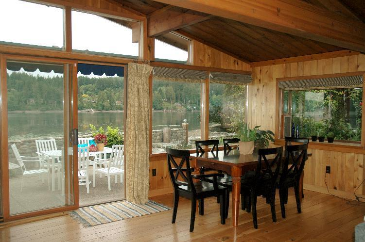 Billings Spit Beach House - Image 1 - Sooke - rentals