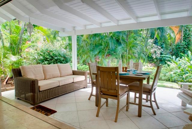 Bluff Cottage at Sandy Lane Estates, Barbados - Located On A Bluff Above Sandy Lane Beach, Tropical Gardens, Private Access To Beach - Image 1 - Sandy Lane - rentals