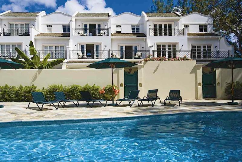Mullins View TH #14 at Mullins Bay, Barbados - Ocean View, Gated Community, Communal Pool - Image 1 - Mullins Beach - rentals