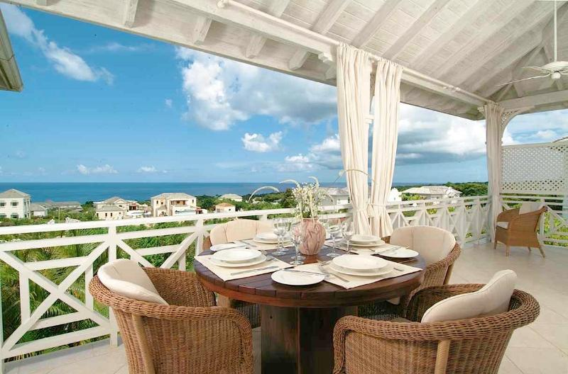 Sugar Hill Villa - Coconut Ridge #5 at Sugar Hill, St. James, Barbados - Ocean View, Pool, Amazing Sunset View - Image 1 - Sugar Hill - rentals