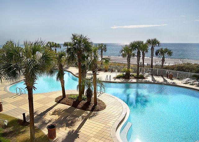 JUST DIVE RIGHT IN! - 2ND FLOOR BEACHFRONT CONDO 8! TAKE 15% OFF ALL SEPT/OCT DATES! - Panama City Beach - rentals