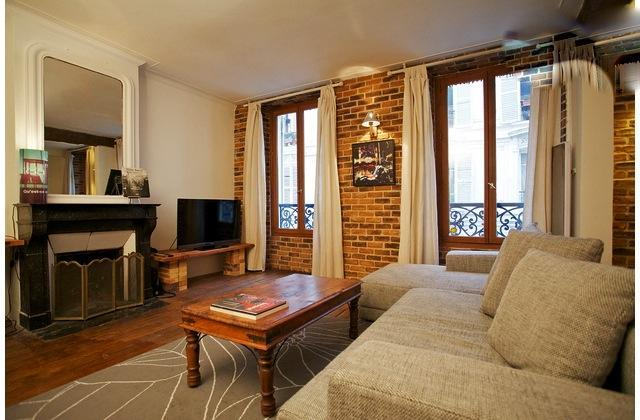 Lovely flat Paris Montmartre 4 sleeps - Image 1 - 18th Arrondissement Butte-Montmartre - rentals