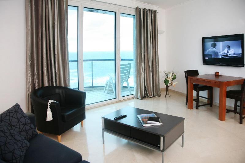 Isrotel- 1-bedroom Luxury Suite- 70sq.m-1.5 baths - Image 1 - Tel Aviv - rentals