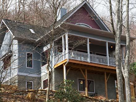 Grace House - Black Mountain Vacation Rentals - Image 1 - Montreat - rentals