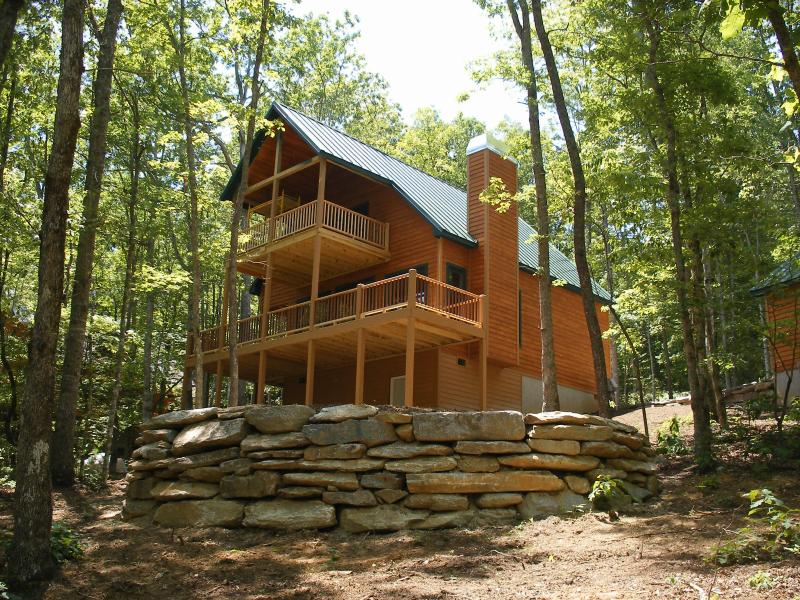 Cabins at Cantrell Mountain - DogWoods Retreat - Brevard - rentals