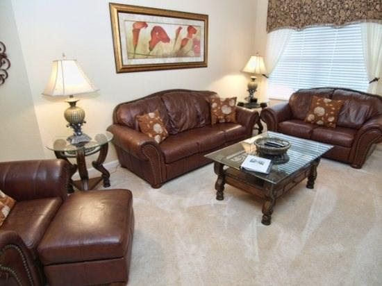 Living Area - VC3C5036SL-306 3BR Affordable and Cozy Condo with Modern Amenities Great for Vacation - Orlando - rentals