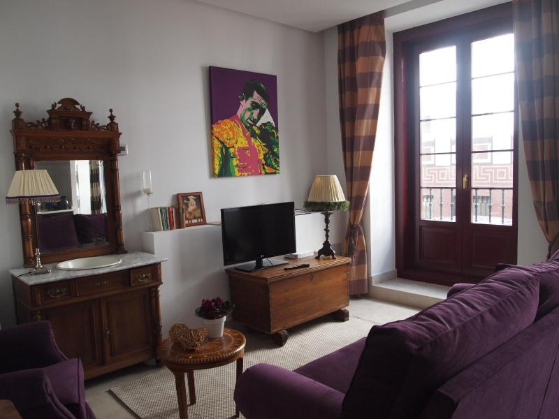 Living - Salon Madrid- Las Cortes- - Madrid - rentals