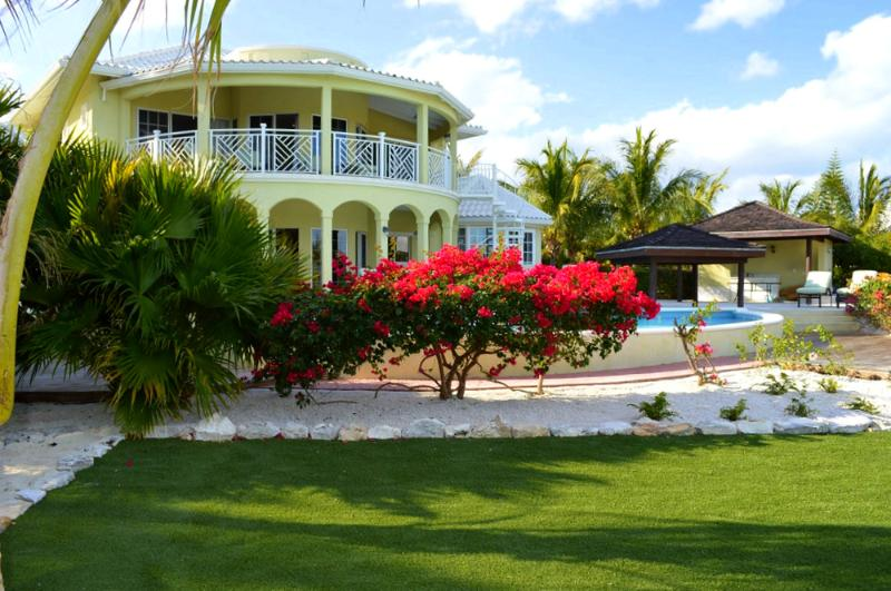 Adam and Eve Villa - Pool, private direct water access - Leeward Turks and Caicos - Private Villa, Pool, Relaxation Repeat as Required - Providenciales - rentals