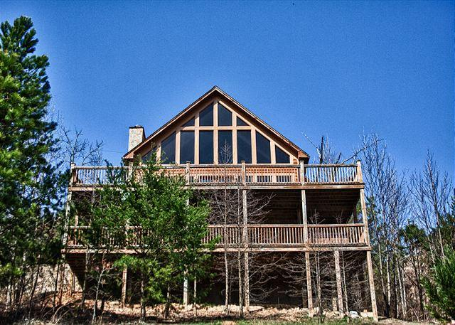 You Won't Find Better Views of the Smoky Mountains! - Image 1 - Townsend - rentals