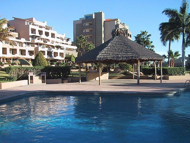 One of two HOA private pools - Marina Condo in Breathtaking San Carlos, Sonora MX - San Carlos - rentals