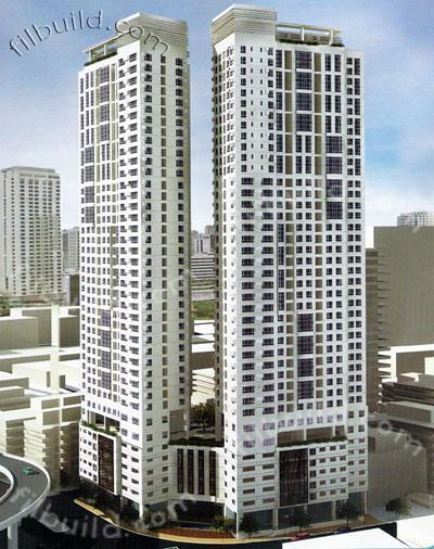 The Columns Legaspi Village - Best Studio Unit in the Heart of Makati - Makati - rentals