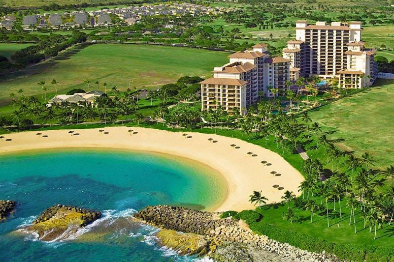 Beach Villas on Honu Lagoon - New Ocean Front Beach Villas - Ocean View (2B824) - Ko Olina Beach - rentals