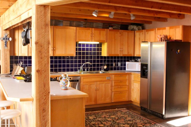 Beautiful kitchen - Experience the magic in beautiful unique 2 BR home - Taos - rentals